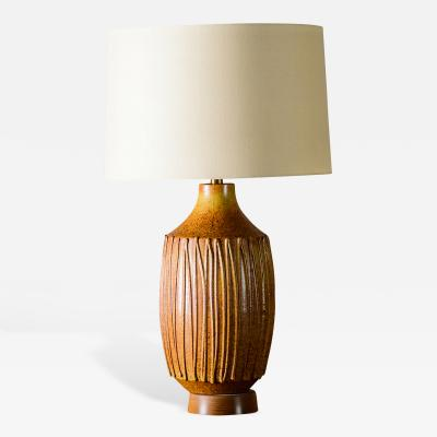 David Cressey David Cressey Mustard Table Lamp