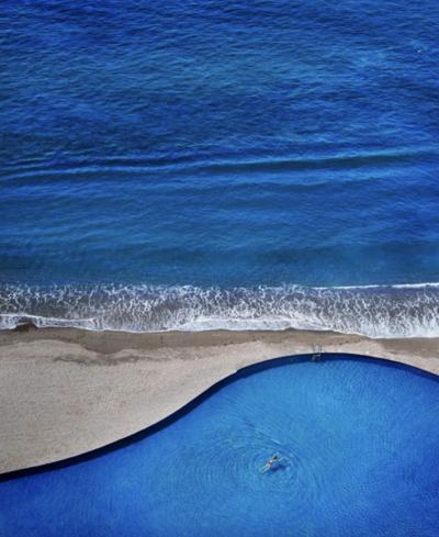 David Drebin Blue Dream