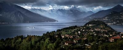David Drebin Escape to Lake Como