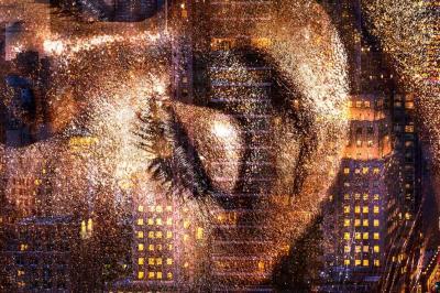 David Drebin Golden Eye