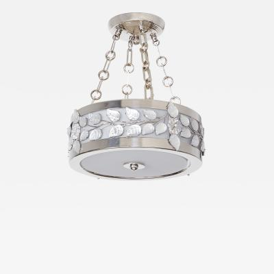 David Duncan Art Deco Style Branch Pendant Light by David Duncan