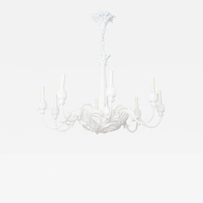 David Duncan Single Tier Tenerife Chandelier by David Duncan