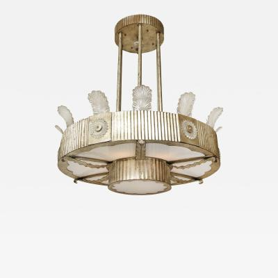 David Duncan The Eltham Two Tiered Pendant Fixture