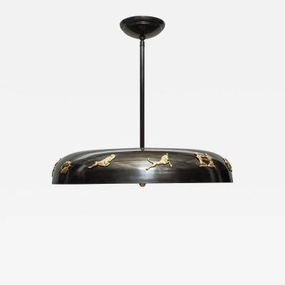 David Duncan The Hallen Pendant Light