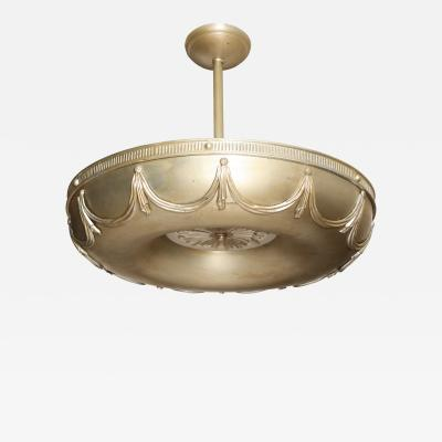 David Duncan The Torus Pendant Light by David Duncan