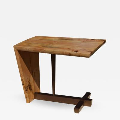 David Ebner American Studio Craft Artist David N Ebner s Free Edge End Table