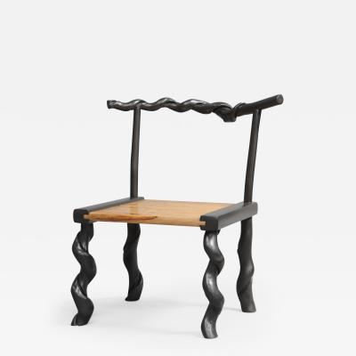 David Ebner Book Chair by David Ebner