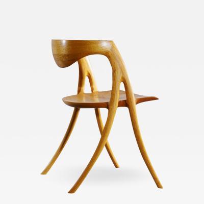 David Ebner Brookhaven Chair by American Studio Craft Artist David N Ebner