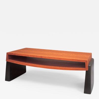 David Ebner Coffee Table by David Ebner