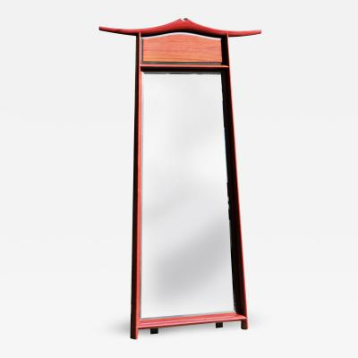 David Ebner Free Standing or Wall Mounted Mirror by David Ebner