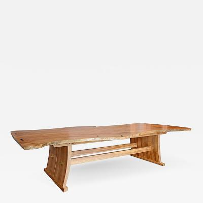 David Ebner Large Dining Table by David Ebner