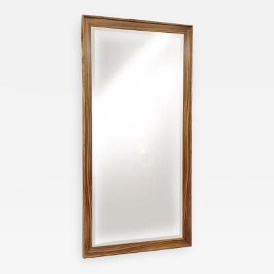 David Ebner Lerner Floor Mirror by American Studio Craft by Artist David N Ebner