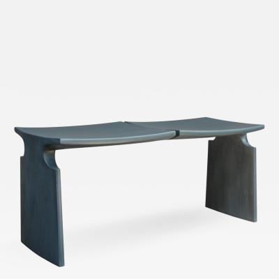 David Ebner MFA Bench by American Studio Craft Artist David N Ebner