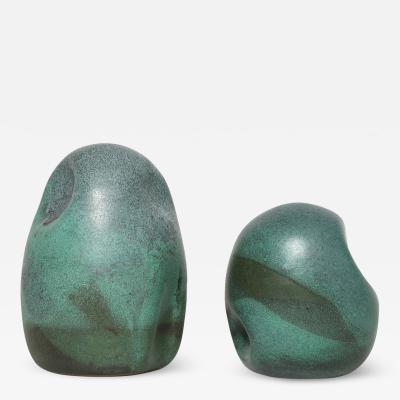 David Haskell Ceramic Rocks by David Haskell