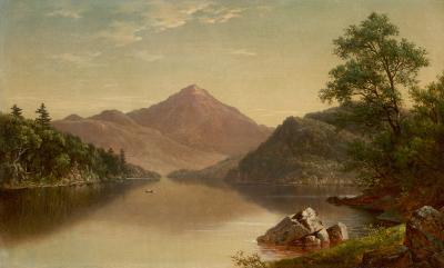 David Johnson Lake Placid