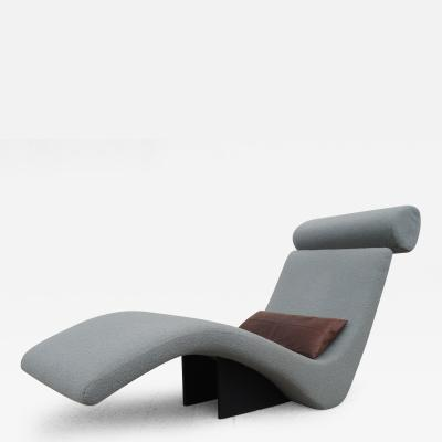 David Ling Reclining Nude Chaise Longue Custom Made by Architect David Ling 2003