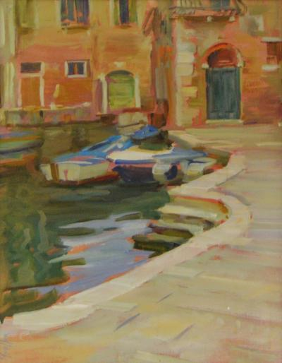 David Mueller Due Venezia