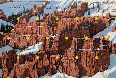 David Pirrie Winter Bryce Canyon NP Utah