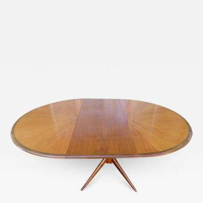 David Rosen David Ros n Sputnik Base Dining Table Produced by Nordiska Kompaniet Sweden