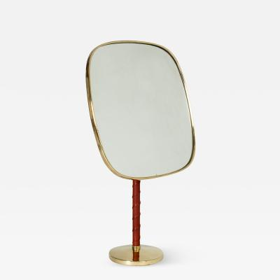 David Rosen David Rosen Table Mirror for Nordiska Kompaniet 1960s