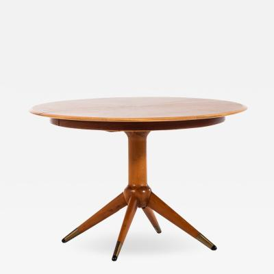 David Rosen Dining Table Produced by Nordiska Kompaniet