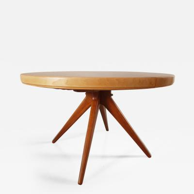David Rosen Futura Dining Table by David Ros n for Nordiska Kompaniet Sweden 1952