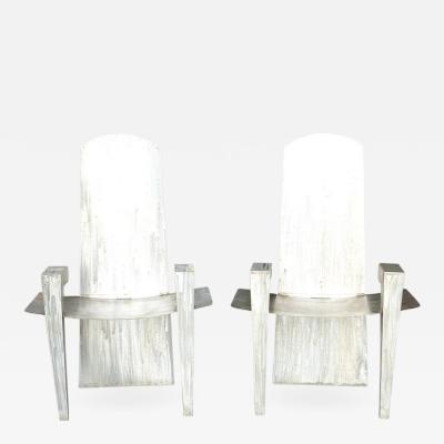 David Smith Stainless Steel Chairs David Smith Style
