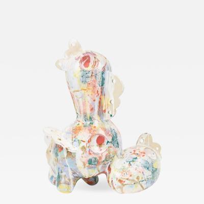 David T Kim Contemporary Ceramic Sculpture Cloudscape from David T Kim