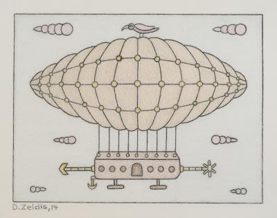 David Zeldis Zeppelin