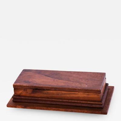 Decorative Rosewood Box Antique