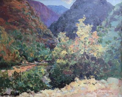 Dedrick Brandes Stuber Rolling Hills in the Carmel Valley