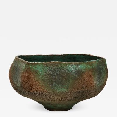 Dena Zemsky Footed Bowl by Dena Zemsky