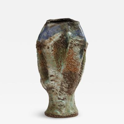 Dena Zemsky Sculptural Vase 4 by Dena Zemsky