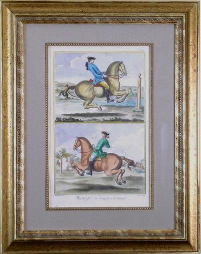 Denis Diderot Pl IX Manege Horsemanship
