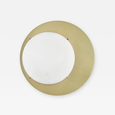 Denis de la Mesiere SATURN wall sconce flush mount
