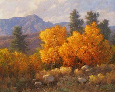 Dennis Doheny Autumn on the Eastside 2002