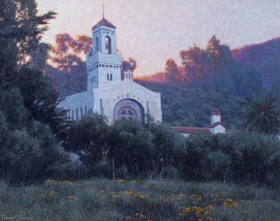 Dennis Doheny Awaiting Dawn Carmel Monastery