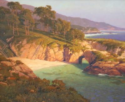 Dennis Doheny China Cove Point Lobos