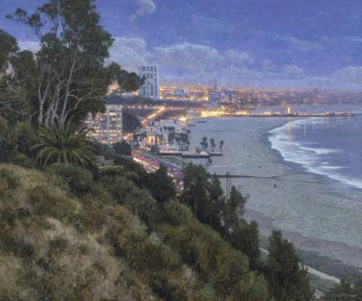 Dennis Doheny City Lights Santa Monica