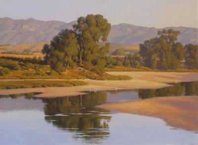 Dennis Doheny Estuary at Devereux