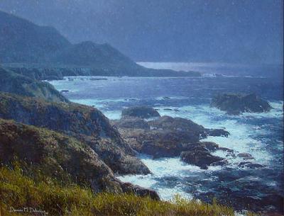 Dennis Doheny Moonlit Shores