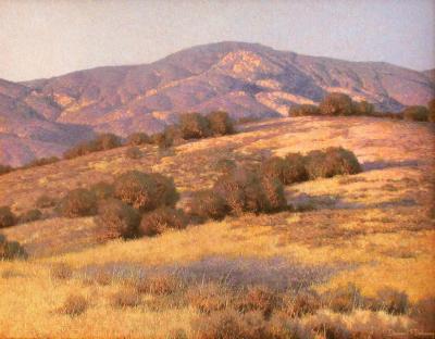 Dennis Doheny Sunlit Ridges