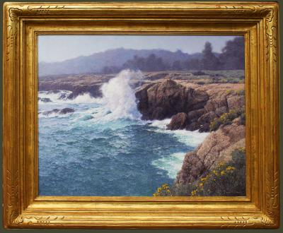 Dennis Doheny Wind Swell Point Lobos