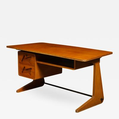 Desk in the Manner of Gio Ponti Italy c 1950s