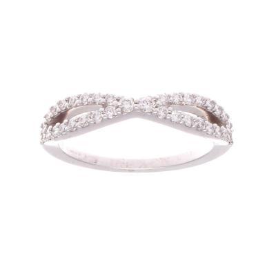 Diamond Gold Wedding Band Ring