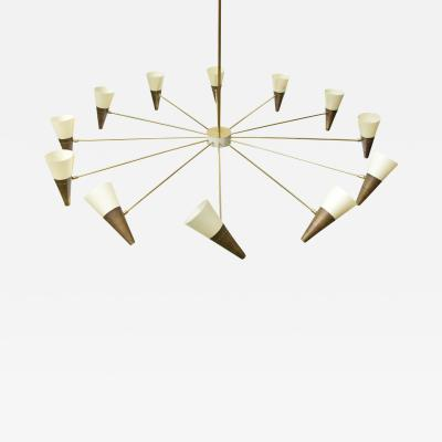 Diego Mardegan JDV 12 ceiling light by Diego Mardegan