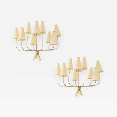 Diego Mardegan Regale wall lights