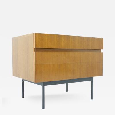 Dieter Waeckerlin Small Teak Wood Sideboard by Dieter W ckerlin made by Behr Germany