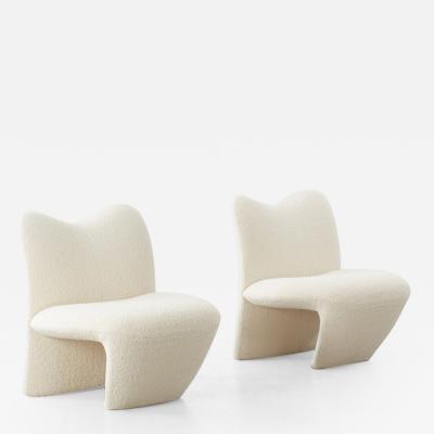 Dillon Wheeler Multipla chairs Kron UK 1992