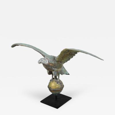 Diminutive Size Eagle Weathervane